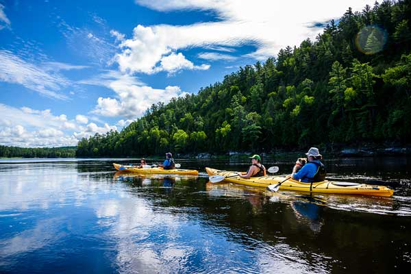 The National Whitewater Park Ottawa River