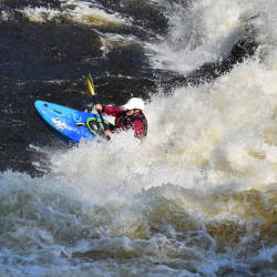Adult Intermediate More Kayaking