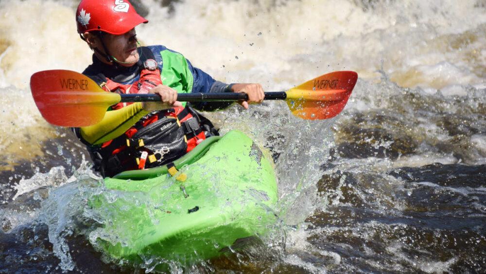 Adult Keener Program OKS Wilderness Tours National Whitewater Park