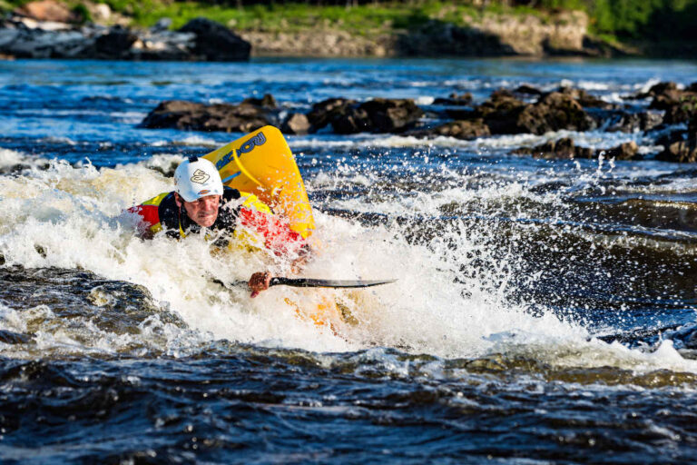 EJ Signature Week Ottawa Kayak School Wilderness Tours National Whitewater Park