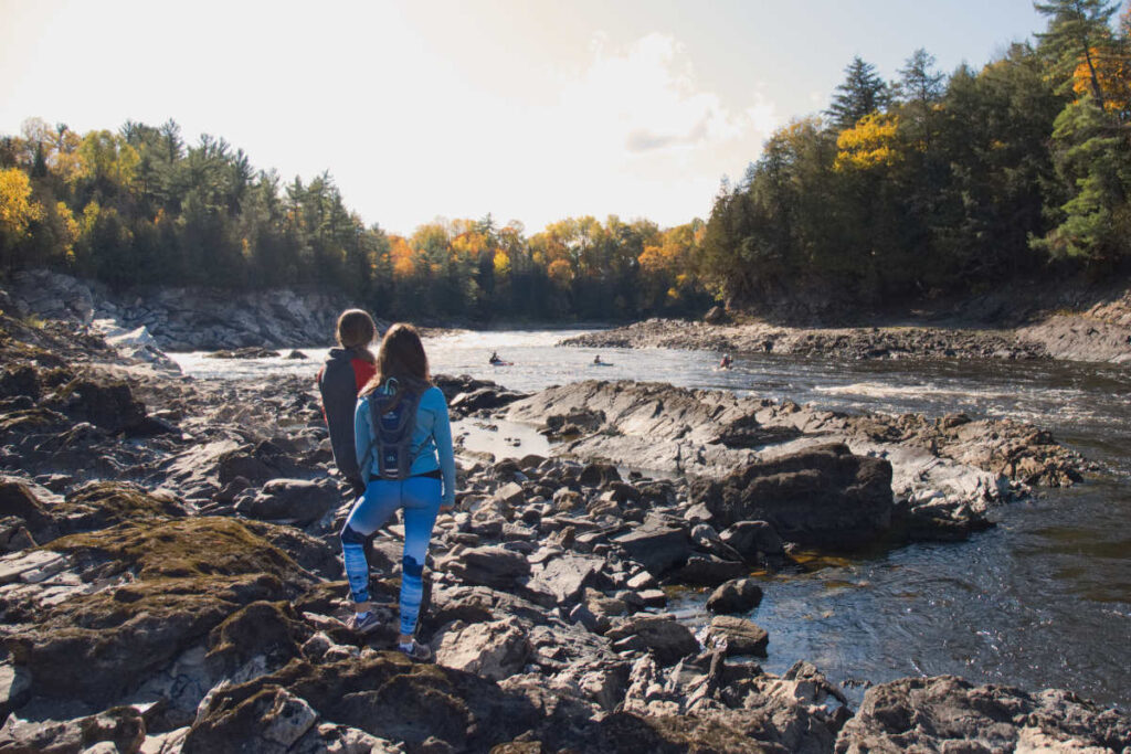 Park Info National Whitewater Park Wilderness Tours Ottawa Ontario Canada