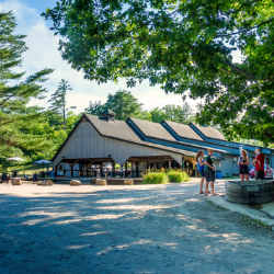 Pavilion National Whitewater Park Wilderness Tours Canada Ontario Rafting