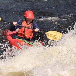 Teen Kayak Camp Day 4 Kayaking Ottawa Kayak School Wilderness Tours National Whitewater Park