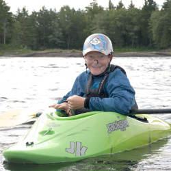 Teen Kayak Day Kayaking Camp Ottawa Kayak School Wilderness Tours National Whitewater Park