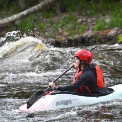 Whitewater Kayaking Ottawa Kayak School