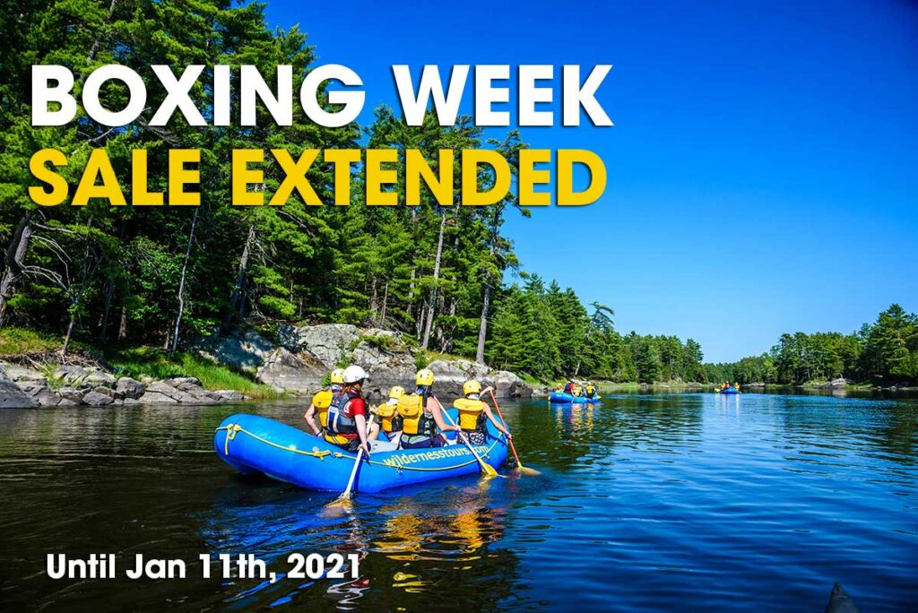 Boxing Week Sale Extended