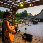 Entertainment at Wilderness Tours Rafting and Kayak Resort Ottawa