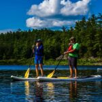 Stand Up Paddle Boarding at Wilderness Tours