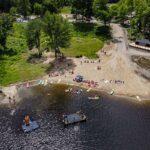 Wilderness Tours Rafting Resort on the Ottawa River