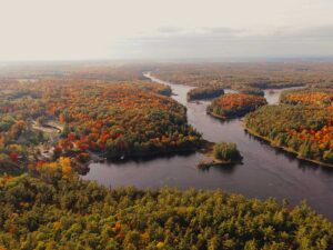 Wilderness Tours Fall Colors