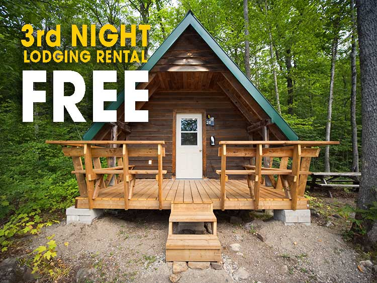 3RD NIGHT ACCOMMODATION FREE