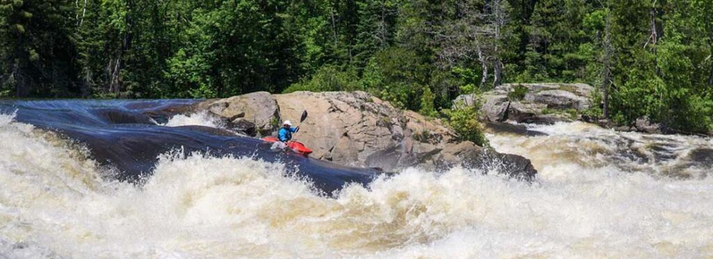 Wilderness Tours Season Pass Takeout Access National Whitewater Park