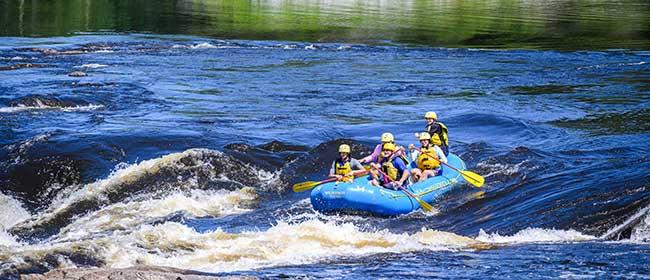 Best Whitewater Rafting in Ontario Ottawa River